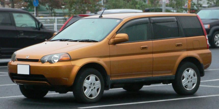 Лобовое стекло на Honda HR-V (Внедорожник) (1999-2006), фото 2