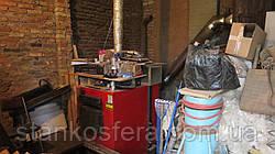 Котел на дровах бо Альтеп КТ-3/97кВт, з димарем і накопичувачем сажі 15г.