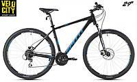 "Велосипед Spelli SX-5000 29"" 2016 найнер на раме 19"", фото 1"