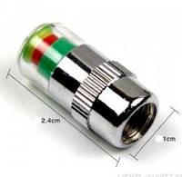 Колпачок для вентилей индикатор давления в шинах (хамелеон) 32
