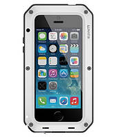 Чохол Lunatik Taktik Extreme Case for iPhone 5/5S/SE White