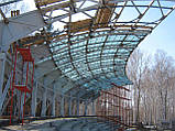 Поликарбонат монолитный Monogal прозрачный 6мм 2,05 * 3,05м, фото 4