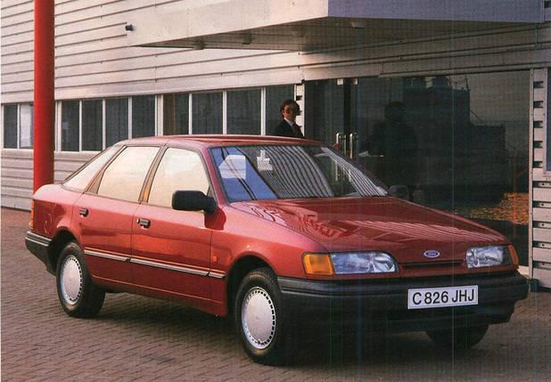 Лобовое стекло на Ford Scorpio (Седан, Хетчбек, Комби) (1985-1998) , фото 2