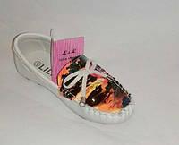 Нарядные Детские Туфли Lilin Shoes девочка 31-36