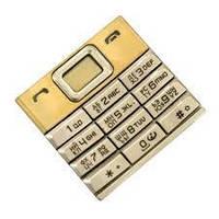 Клавиатура (кнопки) для Nokia 8800 Sirocco с русскими буквами