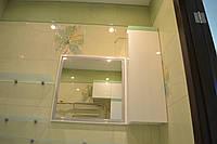 Подвесной пенал и зеркало в ванную комнату, фото 1