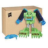Трансформер Боты Спасатели Болдер Playskool Heroes Transformers Rescue Bots Energize Boulder the Construction-, фото 2