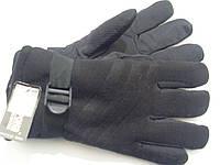 Мужские перчатки кашемир с утепленной подкладкой