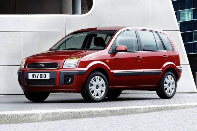 Лобовое стекло на Ford Fusion (Минивэн) (2002-2012) , фото 2