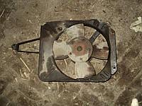 Б/у вентилятор осн радиатора для Opel Omega A