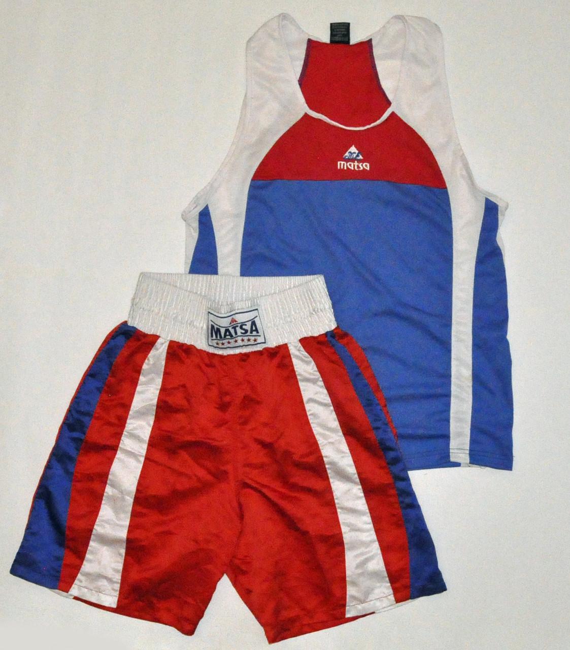 Форма боксерська Matsa MA-0051 розмір M