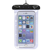 Чехол водонепрницаемый для смартфона Comma Underwater White, фото 1