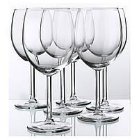 IKEA SVALKA Бокал для красного вина, прозрачное стекло  (300.151.23)