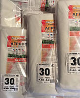 """Агроволокно пакетированное """"SHADOW"""" плотностью 30г/м2 (1,6*10м белое), фото 1"""