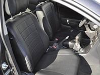 Авточехлы из экокожи на Hyundai Accent 2016-