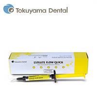 Estelite Flow Quick(Эстелайт Флоу Квик),цвет ОА3,Tokuyama Dental