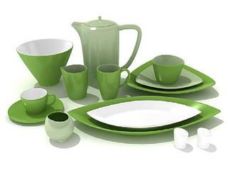 Посуд і столові прилади