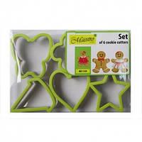 Набор формочек для печенья (6 предметов) MR-1169, фото 1