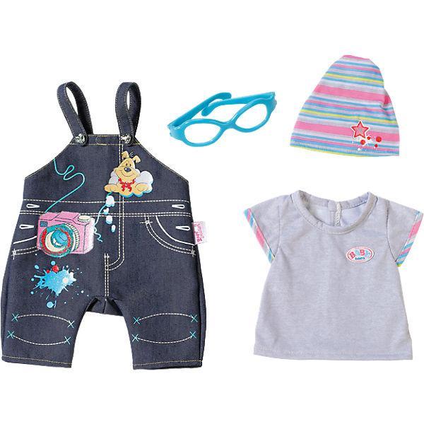 Одежда для Беби Борн Baby Born джинсовый стиль Zapf Creation 822210