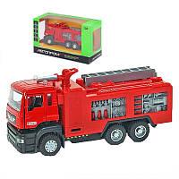 Пожарный автомобиль 5001 АВТОПРОМ 1:50