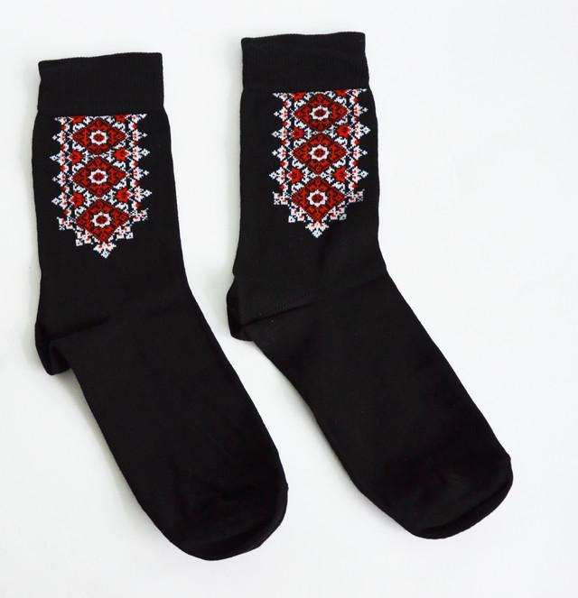 носки вышиванки