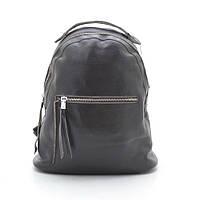 Рюкзак кожаный темно-коричневый (натуральная кожа), фото 1