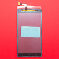 Тачскрин (сенсор) для Asus ZenFone 2 Laser (ZE550KL), черный