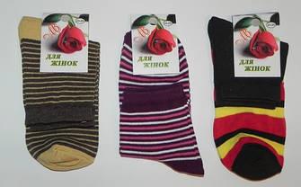 Носки женские стрейчевые с рисунком ТМ Прилуки, фото 3
