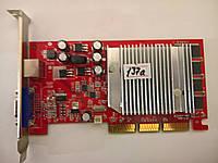 Видеокарта NVIDIA FX 5200  128Mb  AGP, фото 1