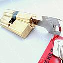 Сердцевина (цилиндр) для замка KALE 62 мм 164 BNE 26х26 mm, фото 5