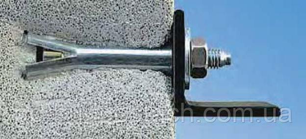 Кріплення для газобетону