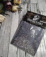 Камни Сваровски SS4 (стекло) Белые