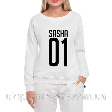 Свитшот женский - Sasha01, отличный подарок купить со скидкой, недорого, фото 2