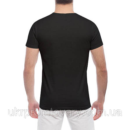 Мужская футболка - Chiefin, отличный подарок купить со скидкой, недорого, фото 2