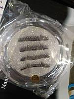 Магнитные реснички Magnet Lashes К015 с тремя магнитами