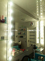 Навесная световая стойка с лампами. Модель  А80, фото 1