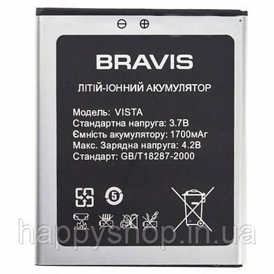 Оригінальна батарея Bravis Vista, фото 2