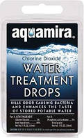 Капли для обеззараживания воды McNETT™ Aquamira® Water Treatment Drops Kit