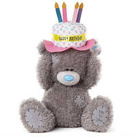 "Ведмедик Teddy MTY з тортиком ""Happy Birthday"""