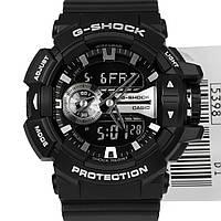 Часы Casio G-Shock GA-400GB-1A Silver, фото 1