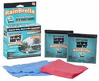 Жидкость для защиты стекла от воды и грязи Антидождь Rain Brella