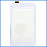 Тачскрин (сенсор) для Asus ME180 MeMO Pad 8, 180A (K00L) (076C3-0811B), белый