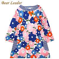 Платье для девочки Цветочная феерия
