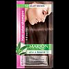 Оттеночный шампунь Marion color, 40 мл № 52 Бархатный коричневый