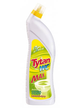 Засіб для миття унітазу Tytan WC Max 1,2 л Польща, фото 2