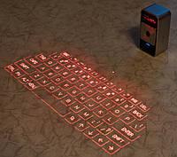 Лазерная портативная проекционная клавиатура celluon magic cube, фото 1