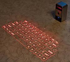 Лазерная портативная проекционная клавиатура celluon magic cube