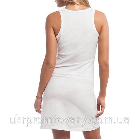 Платье - Бело-голубые, отличный подарок купить со скидкой, недорого, фото 2