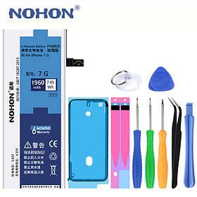 Аккумулятор Nohon 616-00259 для Apple iPhone 7 (емкость 1960mAh)