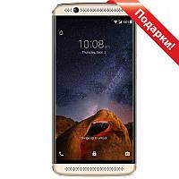 """✓Смартфон 5.2"""" ZTE Axon 7 mini, 3/32GB Gold 8 ядер изогнутый 2.5D IPS экран touch id камера 16 Мп Android 6"""